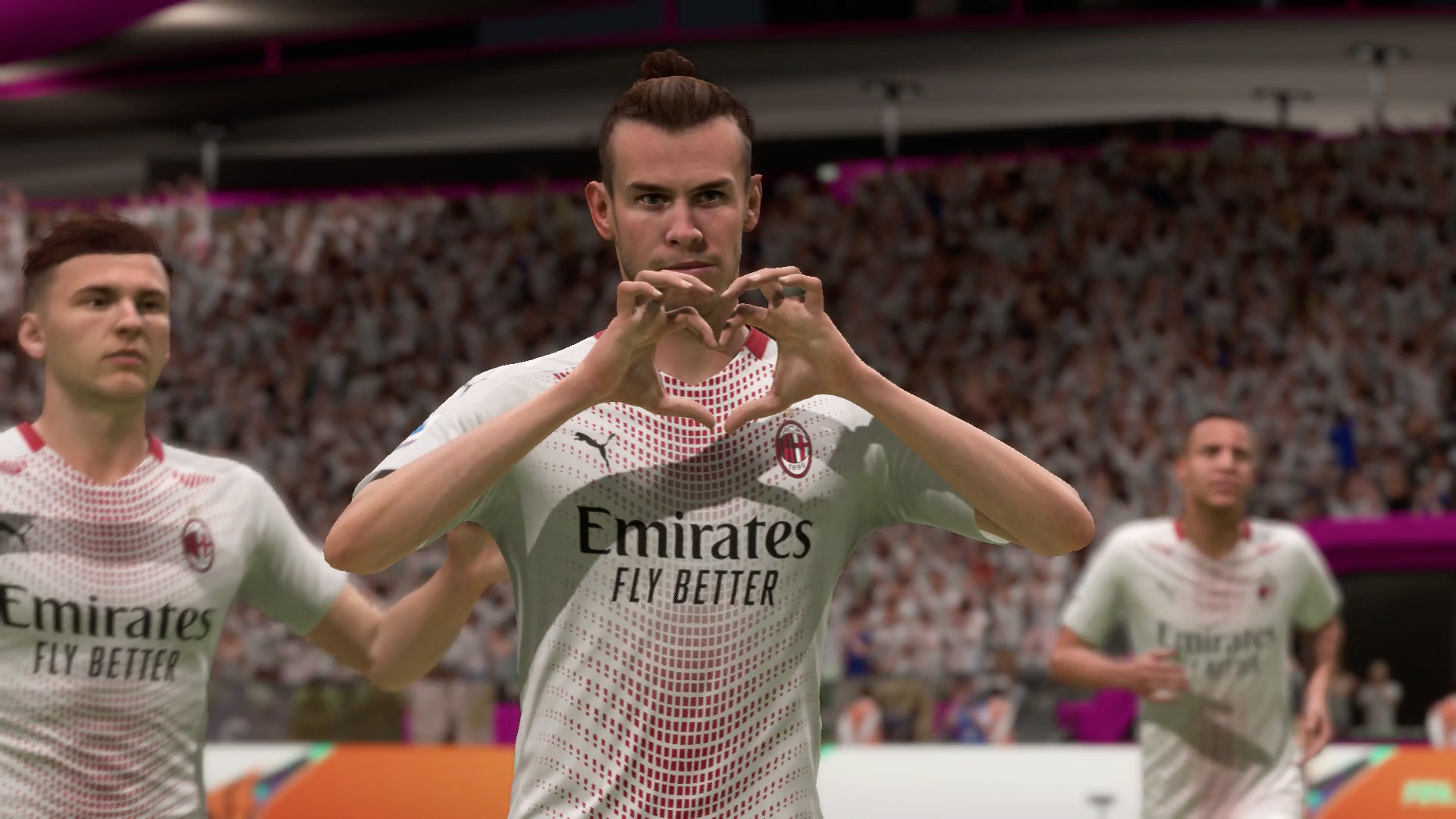 FUT 21 – Arthur's Boosted Player Card